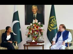 Susan Rice Discusses Bilateral, Regional Issues With Pakistan PM Nawaz Sharif