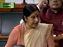 Sushma Swaraj Addresses Lok Sabha on Lalit Modi Controversy: Highlights