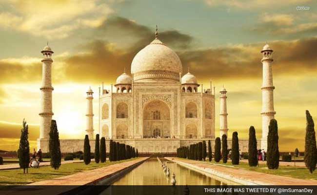 Pollution Turning Taj Mahal Yellow: Green Panel Notice To Centre