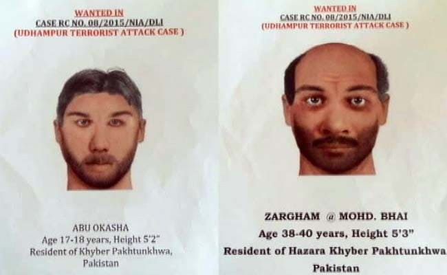 2 Pak Terrorists Who Entered India With Naveed Missing, Major Security Worry