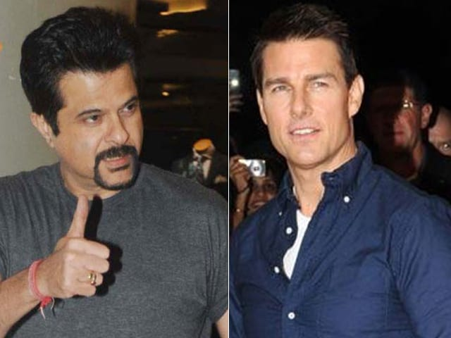 Anil Kapoor: Came Out of Rogue Nation In a Tom Cruise Trance