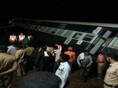25 Injured in Madhya Pradesh Twin Train Derailments, Rescue Operations On