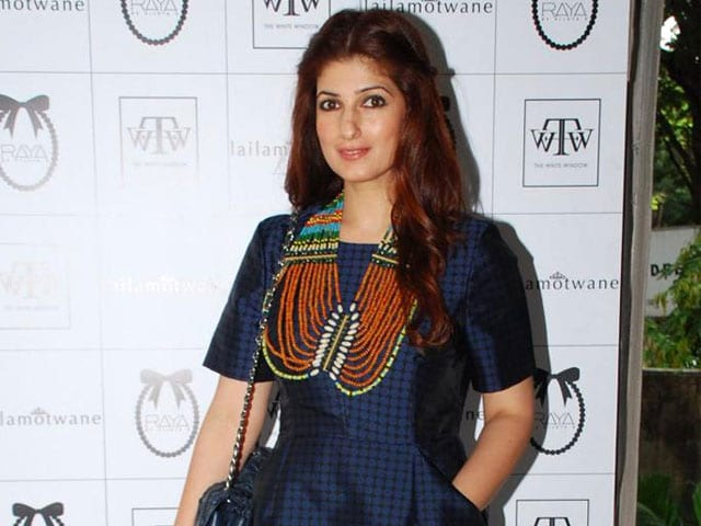 Twinkle Khanna on Leaving Bollywood, Her New Book and More