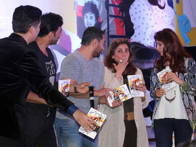 Twinkle vs Aamir vs Akshay vs KJo: 10 Best Insults From Book Launch