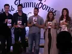 ट्विंकल खन्ना की बुक लॉन्च: करण और आमिर ने की 'इंसल्ट'