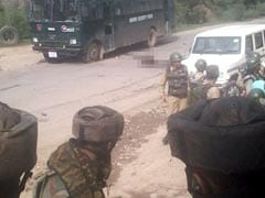 Udhampur Terrorists Let Other Military Convoys Pass Before Striking