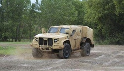 U.S Army Finds Replacement for the Ageing Humvee