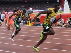 वर्ल्ड एथलेटिक्स : उसैन बोल्ट ने 200 मीटर रेस में जीता गोल्ड