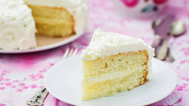 10 Best Simple Cake Recipes NDTV Food