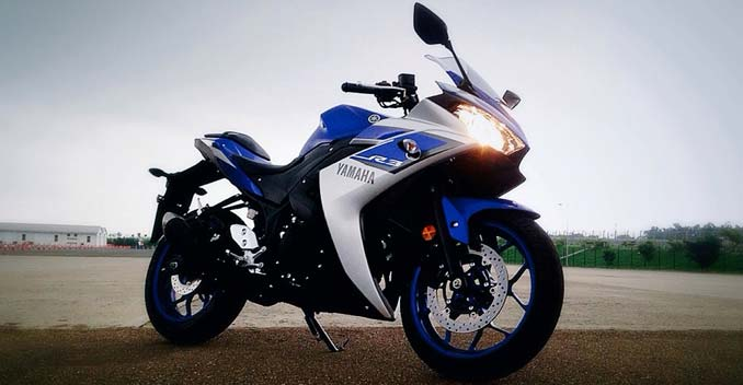 Yamaha R3: First Ride Review