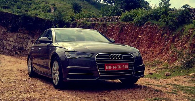 2015 Audi A6 Matrix: Review