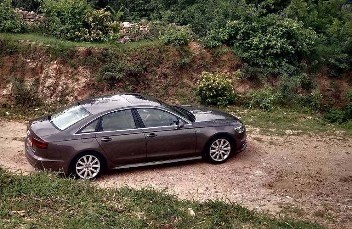 2015 Audi A6 Matrix Review  NDTV CarAndBike