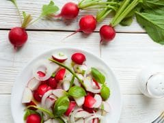 In Season Recipes: 2 Low-Calorie Ways Of Eating Radishes (Mooli)
