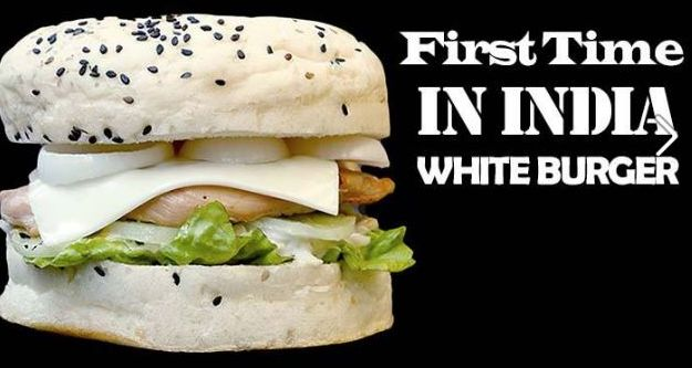 Beyond Black and Red: Barcelos Introduces White Burger