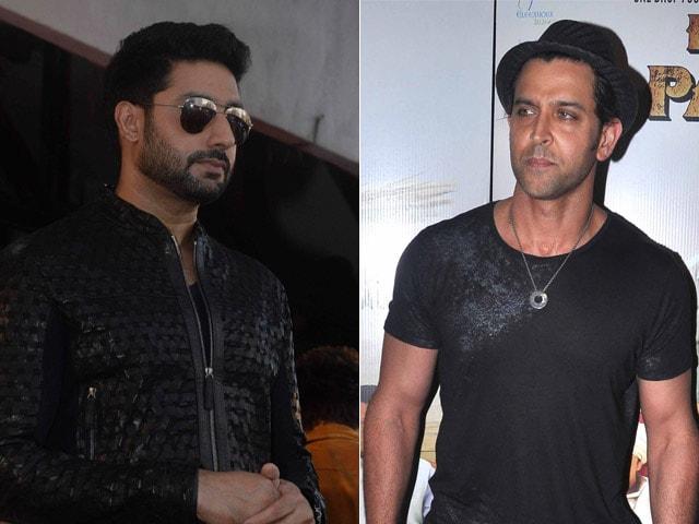 Eji, Oji, Loji, Sunoji: Hrithik, Abhishek May be New Age Ram Lakhan
