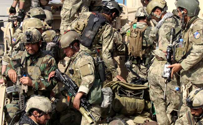 Taliban Takeover In Kunduz Echoes Islamic State Rout Of Mosul