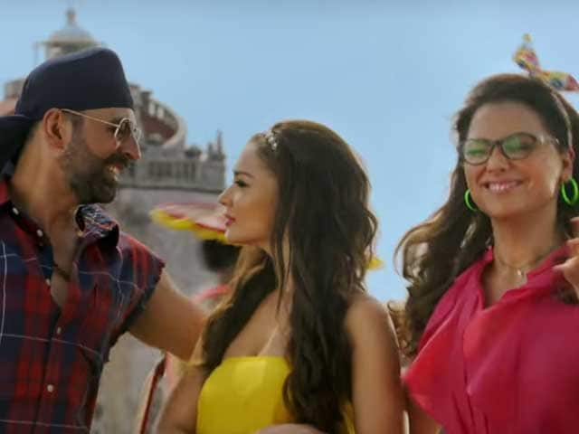 Akshay's Love For Amy Lost in Translation in New Singh Is Bliing Song