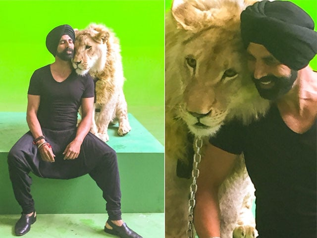 Lions of Punjab Presents: Akshay Kumar on Shooting With an Actual Singh