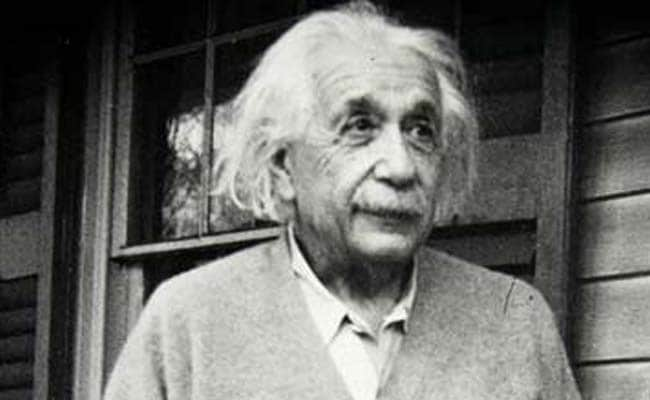 'God Letter', Hand-Written By Albert Einstein, Fetches $2.9 Million