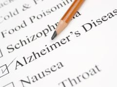 Daily Exercise Can Cut Alzheimer's Risk