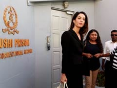 Amal Clooney to Call for Maldives Sanctions Unless it Frees Mohamed Nasheed