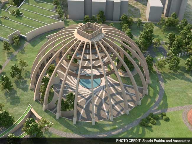 अद्वितीय होगा मुंबई में बनने वाला डॉ. आंबेडकर का स्मारक