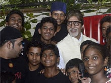 On Twitter, Amitabh Bachchan is All Praises For Dharavi Rock Band