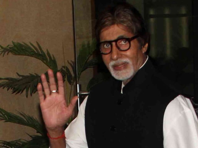 Amitabh Bachchan to Star in New TV Show