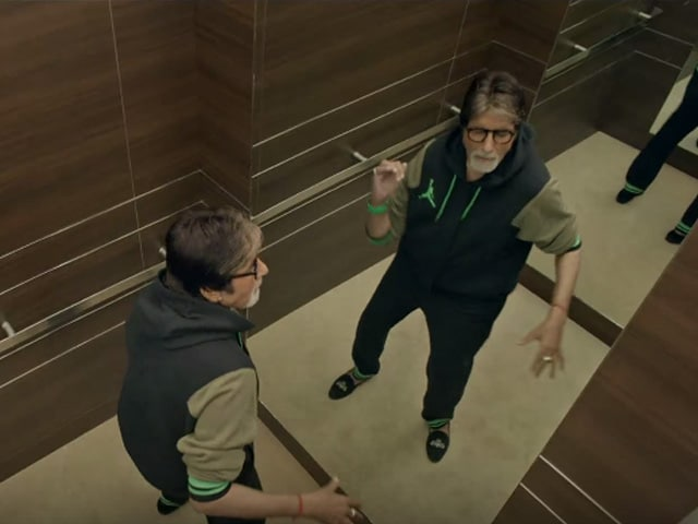 Is There Anything Amitabh Bachchan Cannot Do? Now, He Choreographs