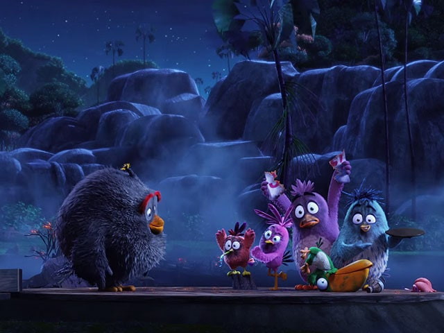 The Angry Birds Movie First Teaser Features Anger Management