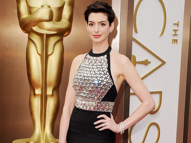 Anne Hathaway: Surprised That My Career is Going So Well
