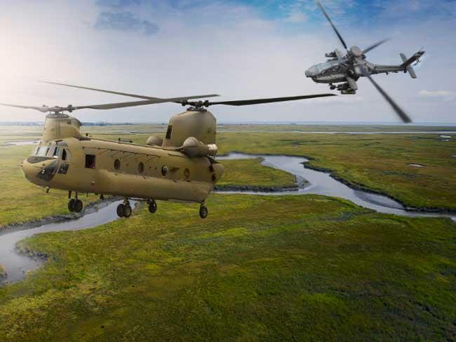 जुलाई 2019 से शुरू होगी अपाचे लड़ाकू हेलीकॉप्टरों की डिलीवरी : पर्रिकर