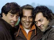 Dharmendra: Will Work With Sunny, Bobby Soon