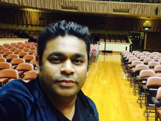 AR Rahman Tendered a Written Apology