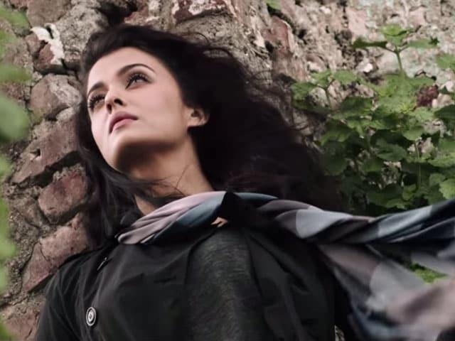 Aishwarya Rai Bachchan's Fortress of Solitude in First Jazbaa Song