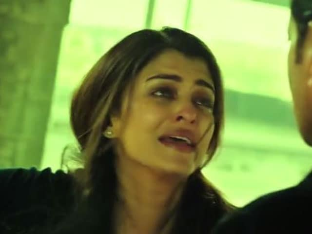 Aishwarya Cried on Last Day of Jazbaa. Thankfully There Was Munna Bhai