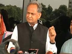 Centre Stubborn, Not Ready To Listen To Farmers, Says Ashok Gehlot