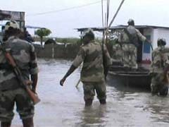 Border Outposts Submerged as Assam Floods Worsen, Patrolling Gets Tougher