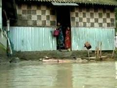 Assam Flood Kill 4, Over 2,000 Villages Still Under Water