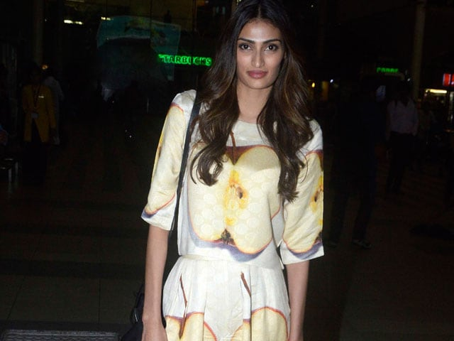 Why Athiya Shetty Kept Her Passion for Acting a Secret From Her Father