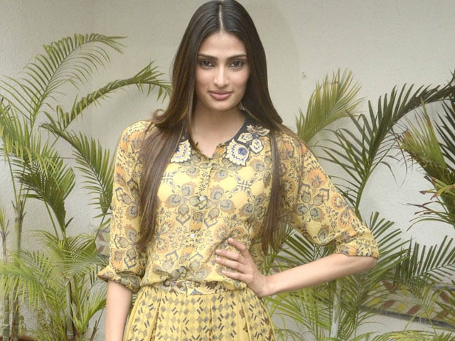 Athiya Shetty is a 'Big Fan' of This Actor