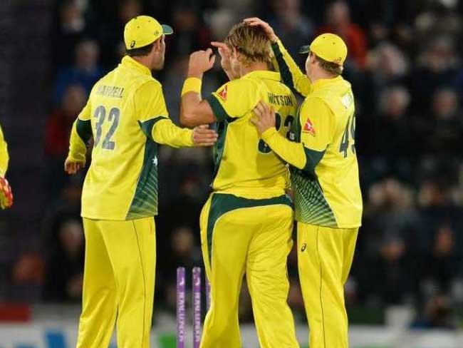 चोटिल वाटसन-नील के स्थान पर हैंड्सकॉम्ब और हेस्टिंग्स ऑस्ट्रेलियाई टीम में शामिल