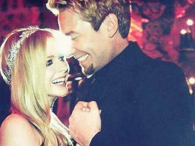 It's the End For Avril Lavigne, Chad Kroeger