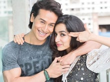 Shraddha, Tiger as 'Cutest' Rebels in Love in <I>Baaghi</i> First Look