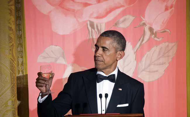 Ajay Banga, Indra Nooyi, Satya Nadella Attend Barack Obama's State Dinner for Xi Jinping