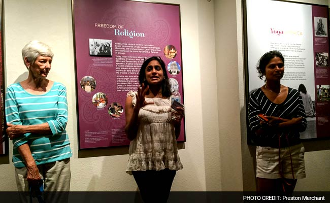 Contribution of Indian Americans to the US, Now in Exhibition in San Francisco