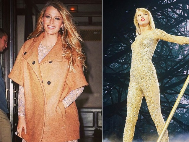 Blake Lively Has 'Taylor Swift, Please be My Wife Voo Doo Doll'