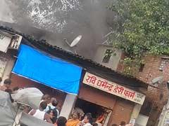 मुंबई के कांदिवली में गैस सिलेंडर फटा, 1 की मौत, आठ लोग जख्मी