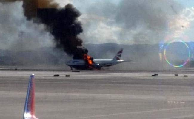 When BA Plane Was On Fire, Exit Slides Were Unusable- And Other Faults
