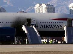 लास वेगास में ब्रिटिश एयरवेज के विमान में लगी आग, 172 लोग बाल-बाल बचे